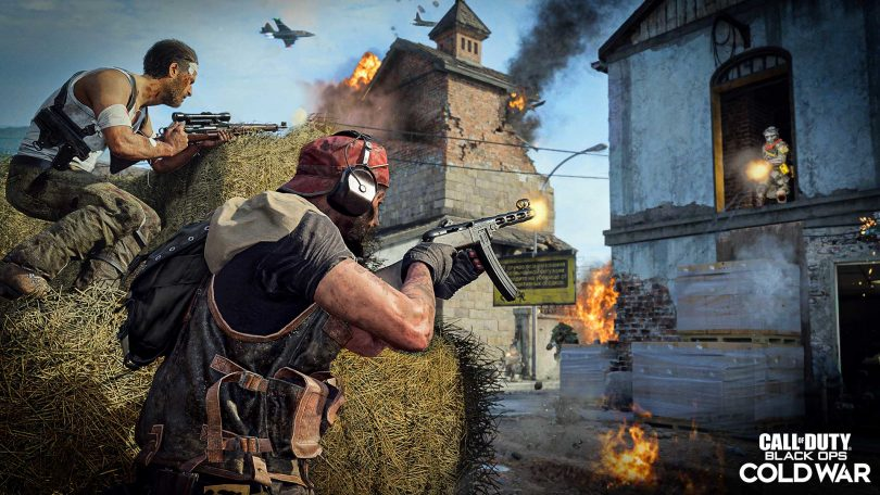 standoff black ops cold war stagione 3 warzone