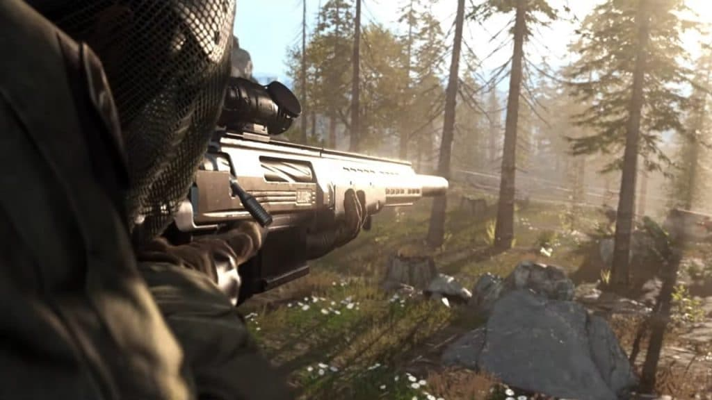 warzone cheater fucile cecchino