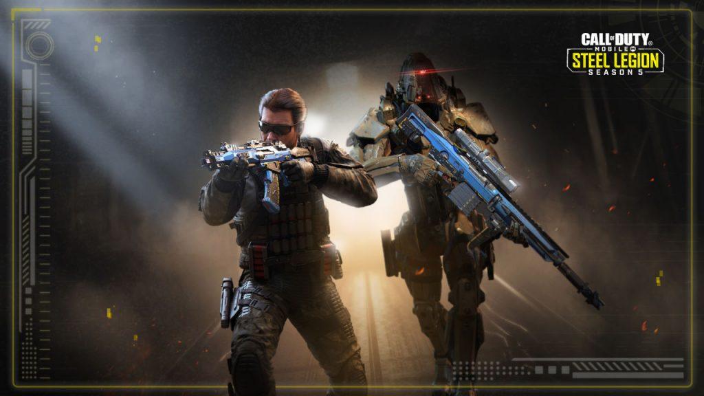 Call of Duty Mobile Clan War season 5
