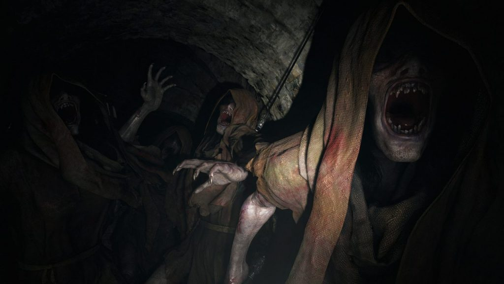 Come sopravvivere su Resident Evil Village nemici