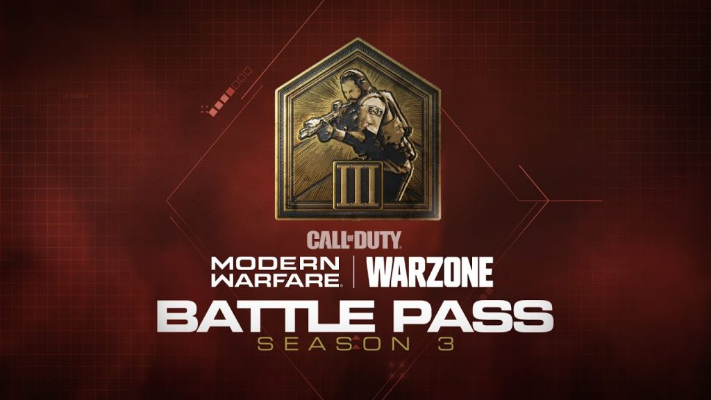 Premi del Battle Pass personalizzati warzone modern warfare