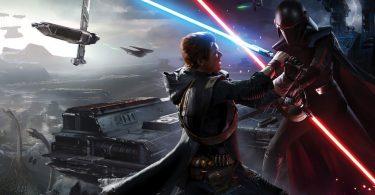 Star Wars Jedi Fallen Order su Stadia scontro