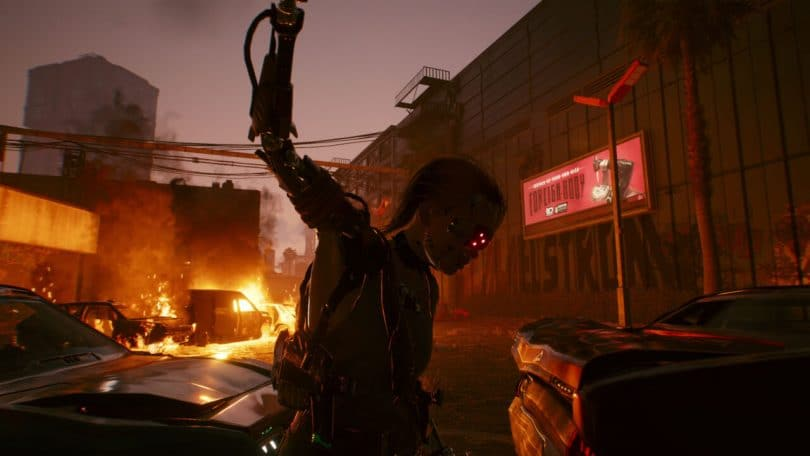 cyberpunk 2077 dlc gameplay