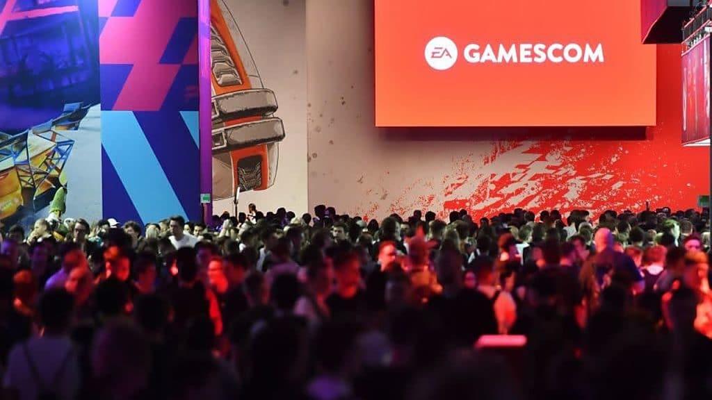 gamescom 2021 online ea