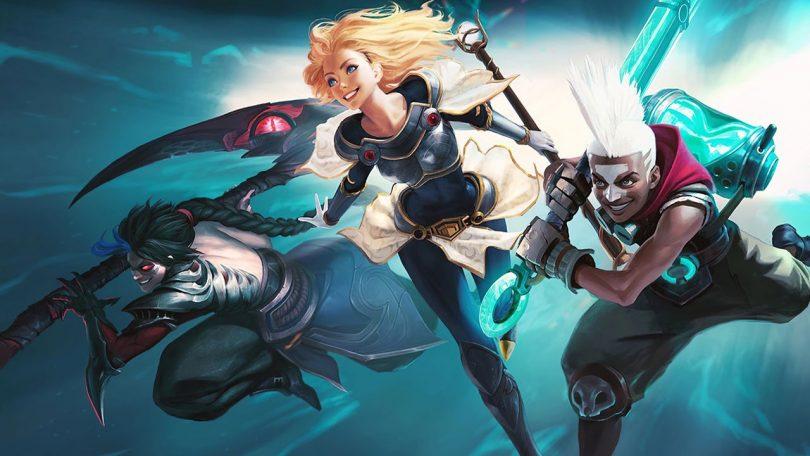 league of legends arcane personaggi