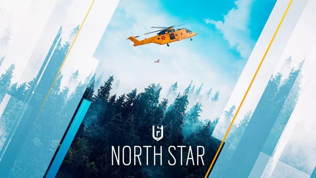 north star nuovo operatore di rainbow six siege