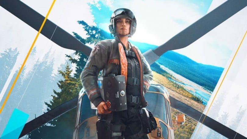 nuovo operatore di rainbow six siege thunderbird