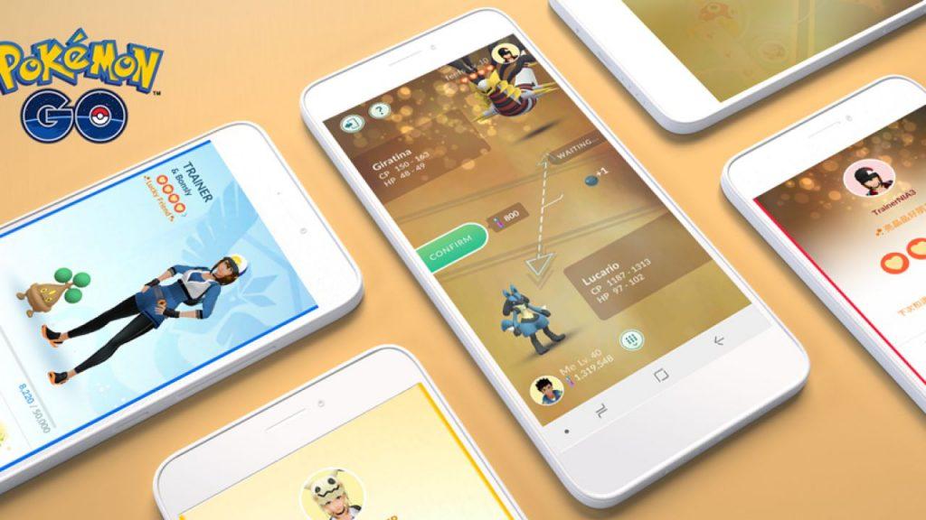 problema di pokémon go smartphone batteria
