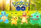 ricerche speciali e premi di pokémon go charmander pikachu bulbasaur squirtle