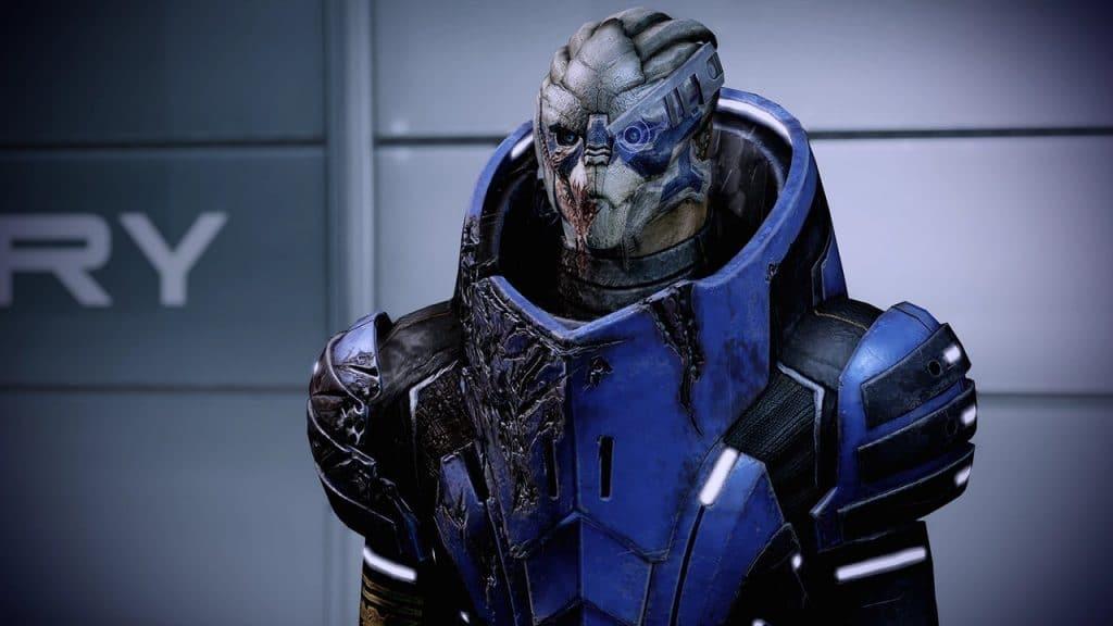 salvataggi di Mass Effect Legendary Edition personaggi
