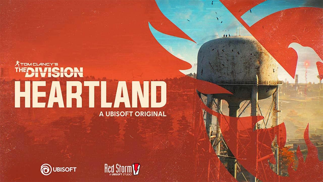 the division heartland copertina