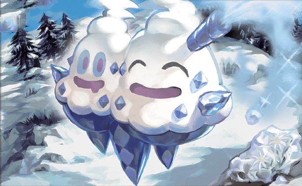 vanilluxe pokemon fan art