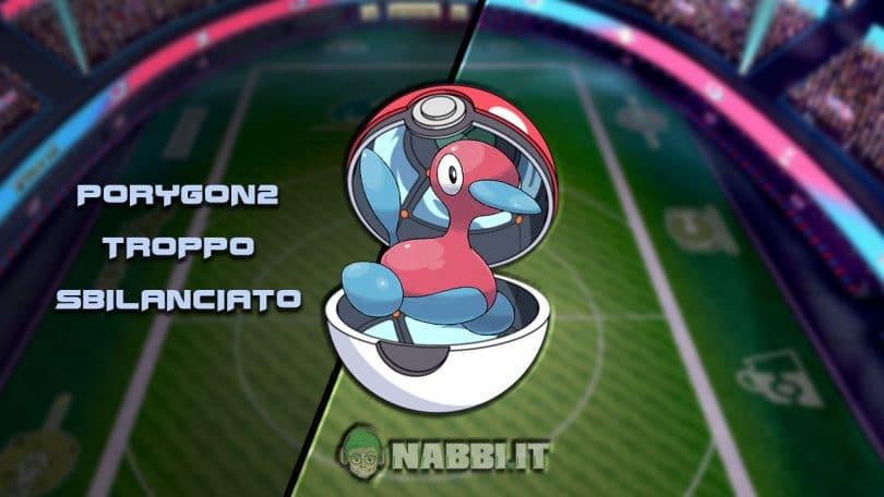 via vittoria pokemon vgc 2021 series 9 porygon2 sbilanciato