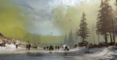 warzone glitch battle royale ghiaccio