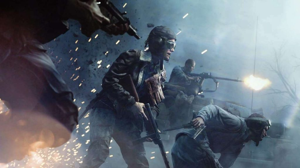 Battlefield 2042 multiplayer battaglia