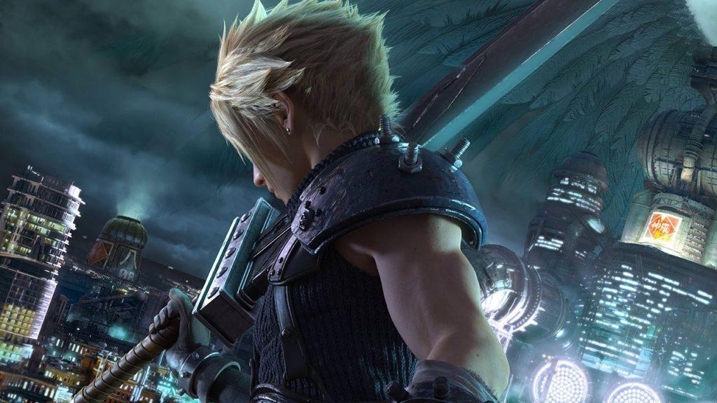 Final Fantasy 7 Remake Update 1.02