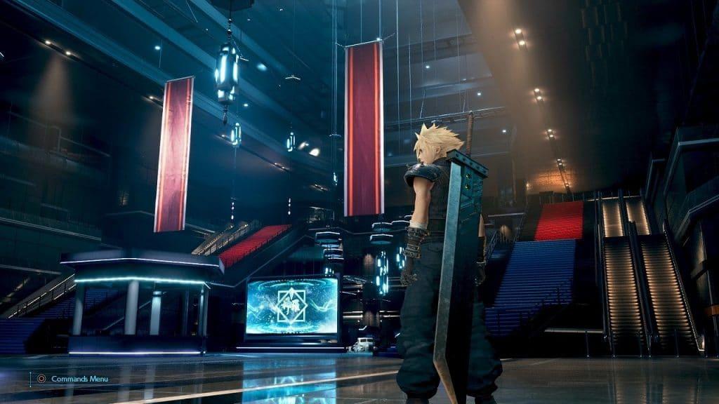 Final Fantasy 7 Remake Update 1.02 cloud gameplay
