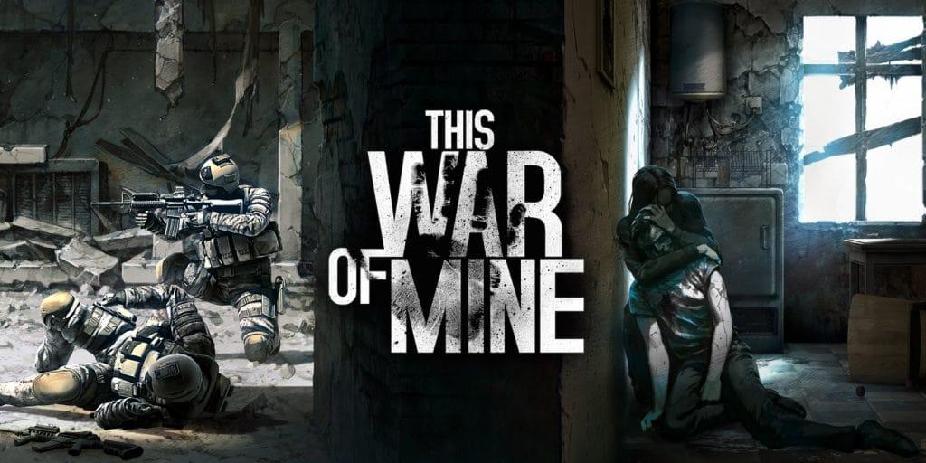 Frostpunk e This War of Mine This War of Mine Splash Art