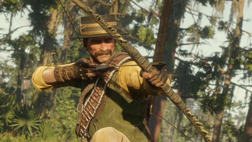 Lobby private in Red Dead Online