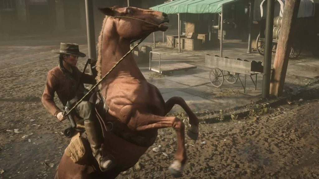 Lobby private in Red Dead Online mod