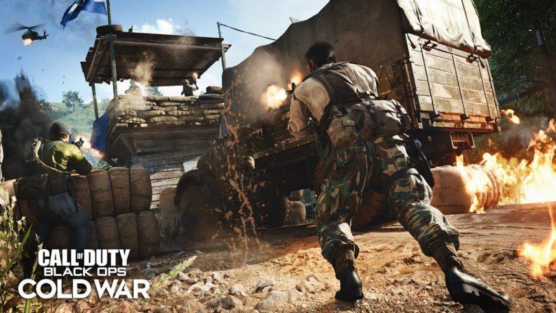 Peso di Black Ops Cold War multiplayer
