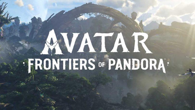 avatar frontiers of pandora copertina