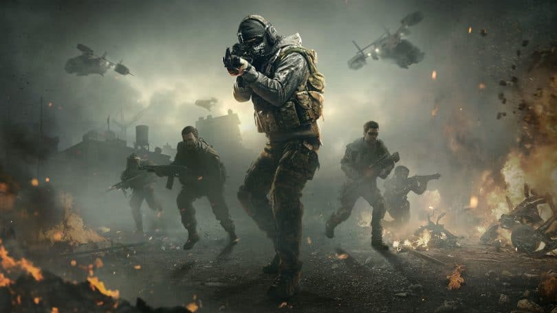call of duty mobile 2