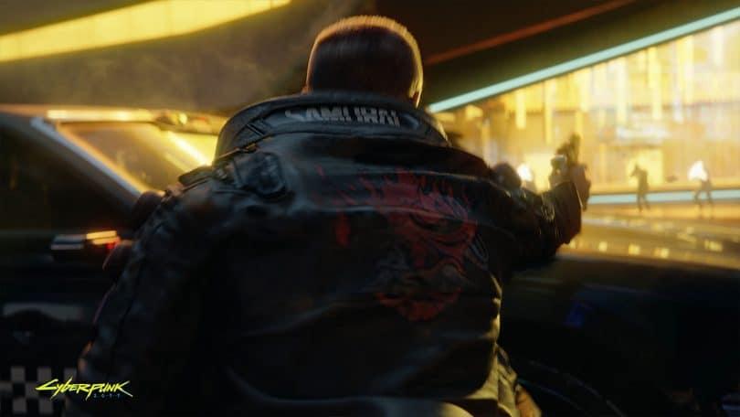 cyberpunk 2077 su playstation