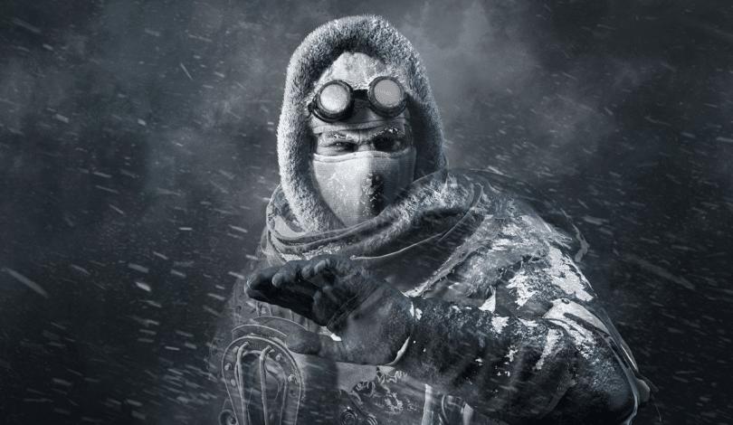 Frostpunk Scout Splash Art