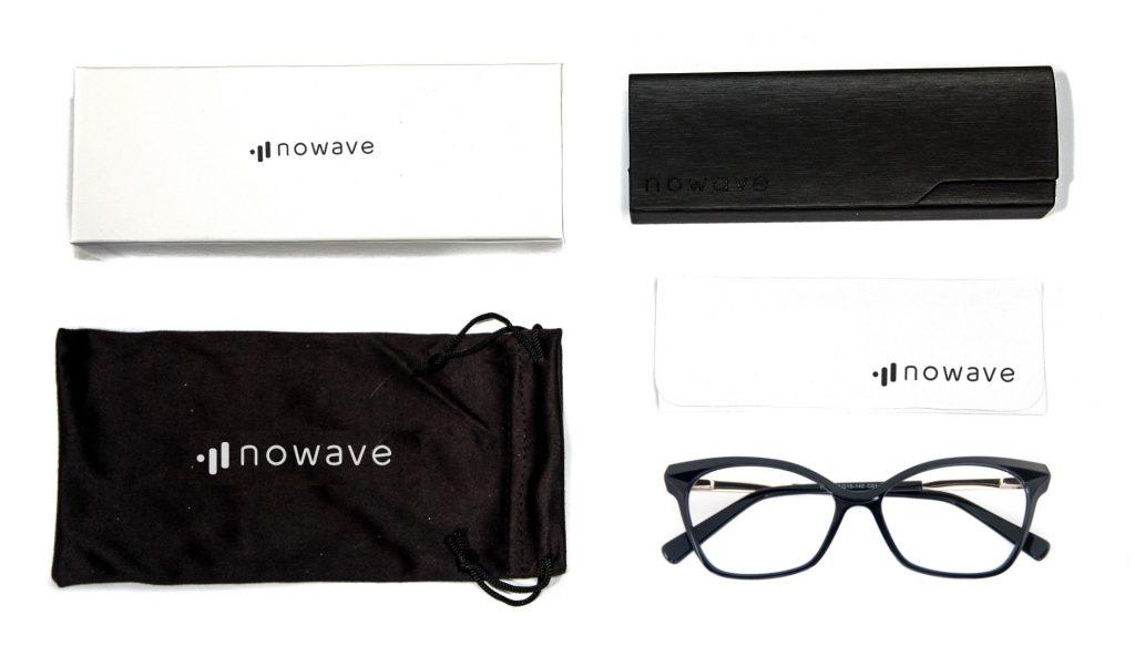 occhiali da lettura nowave interno confezione
