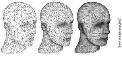 poligoni modelli 3D