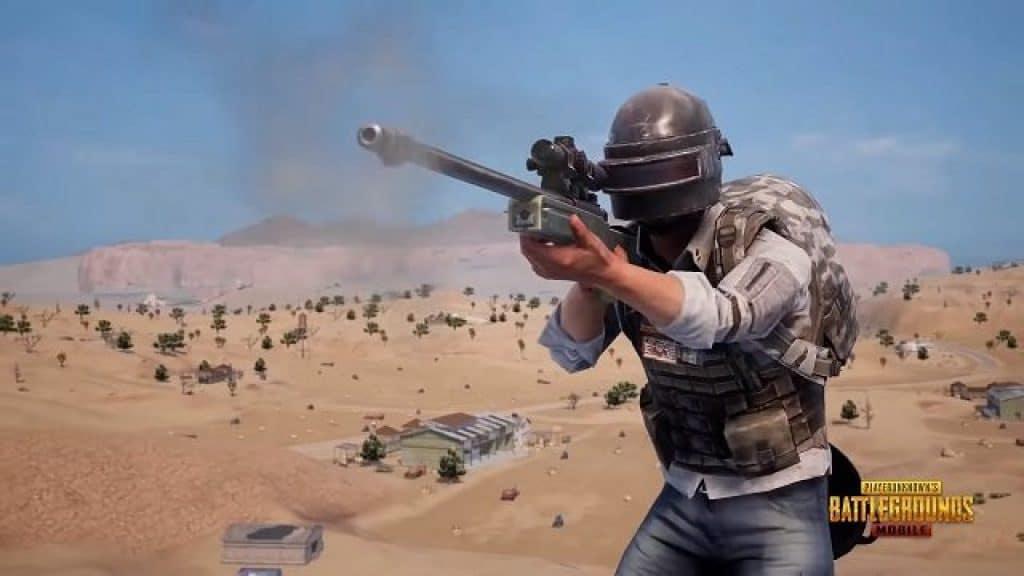 pubg update 12.1 sniper