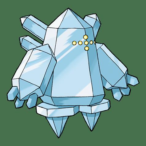 regice pokemon vgc 2021 series 9