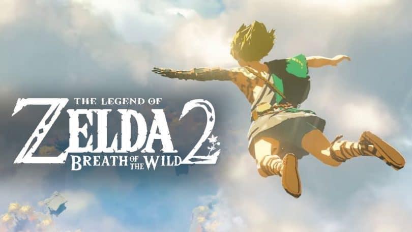 zelda breath of the wild 2 banner