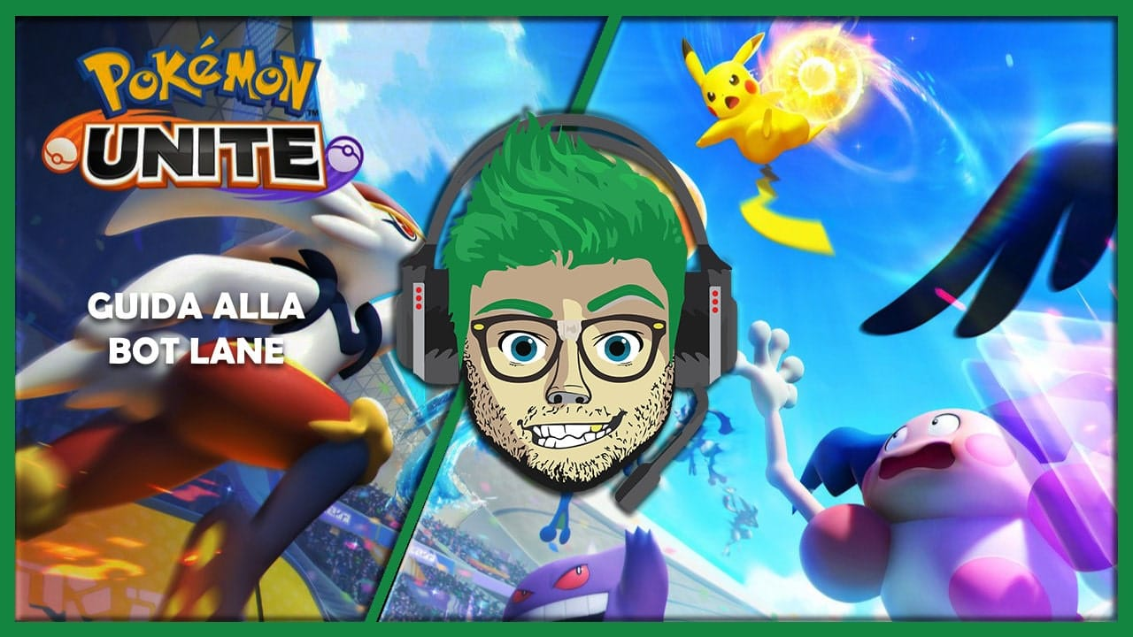 Guida per Nabbi Pokémon Unite Bot Lane-min