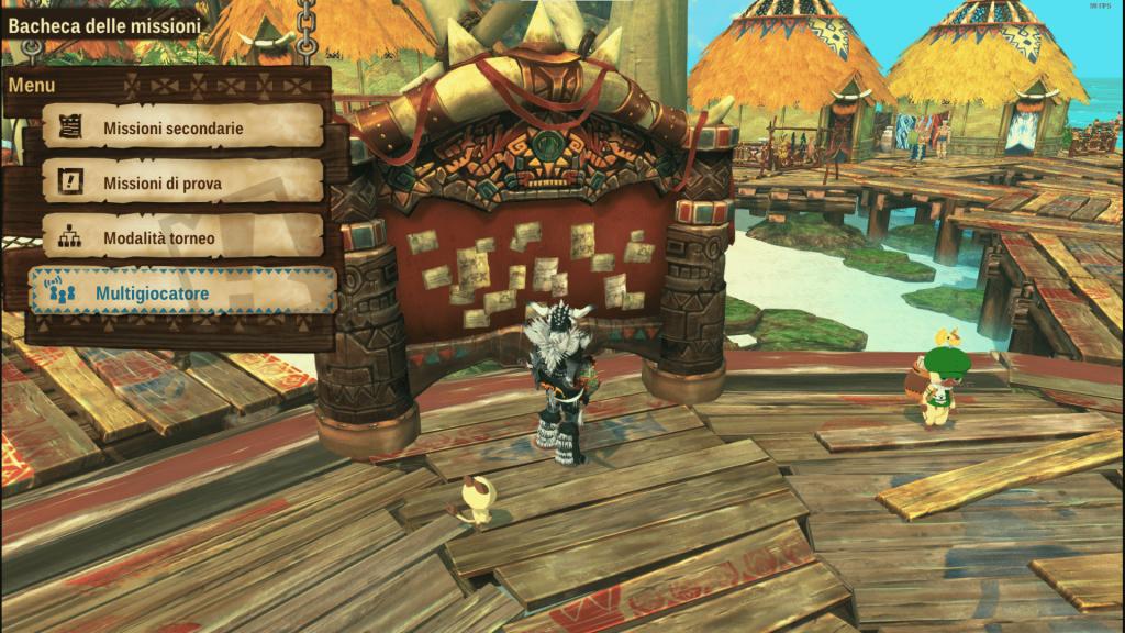 monster hunter stories 2 side quest e multiplayer