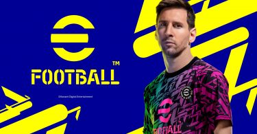 efootball update pes 2022 messi cover
