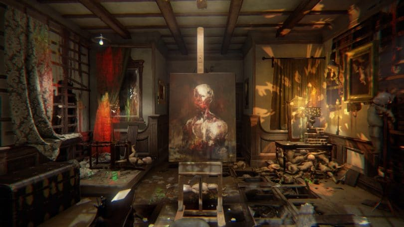 layers of fear 3