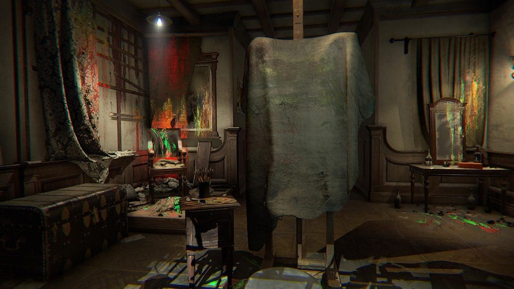 layers of fear 3 quadro
