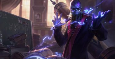 League of Legends Ryze Professore