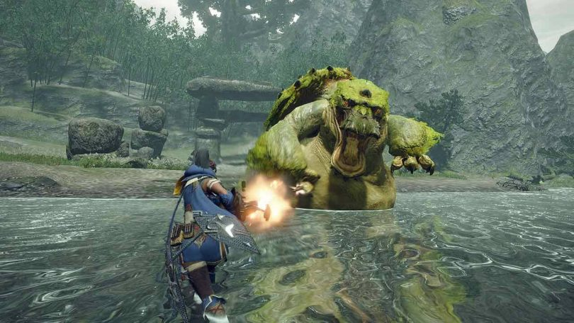 monster hunter rise update
