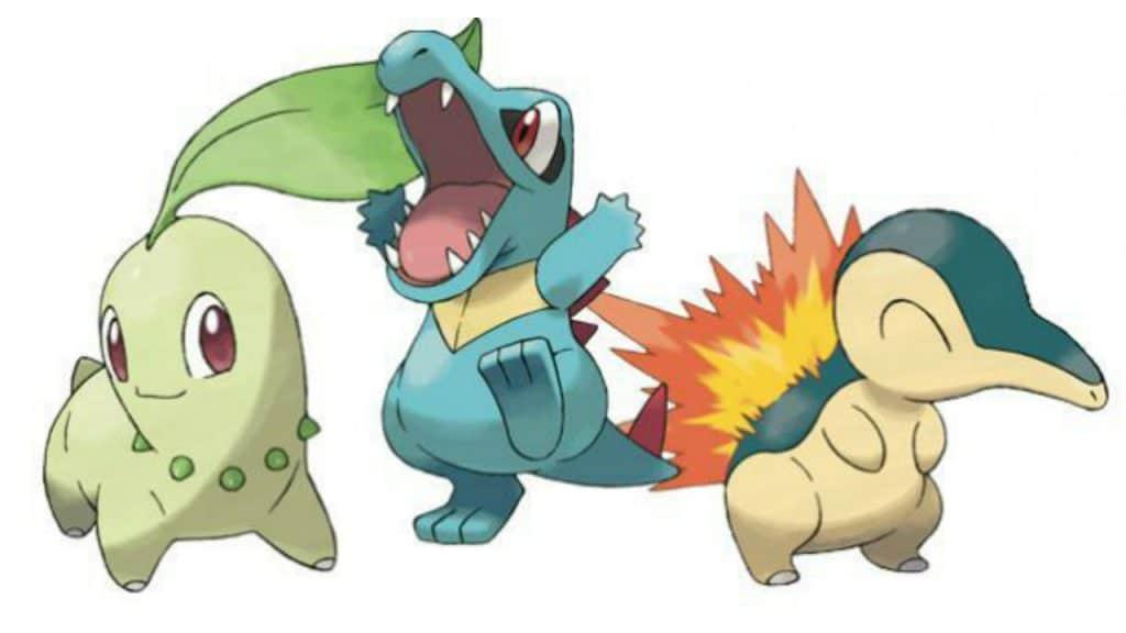 ottenere tutti gli starter in Pokémon GO