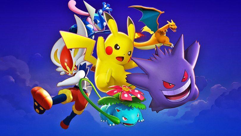 quando esce pokémon unite