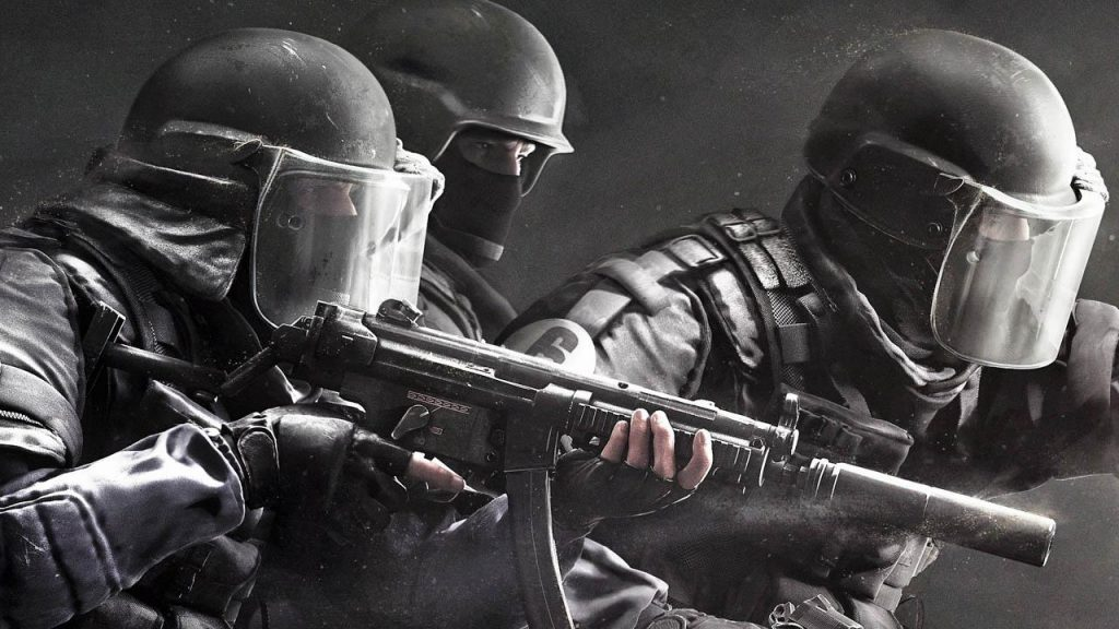 rainbow six siege free to play squadra
