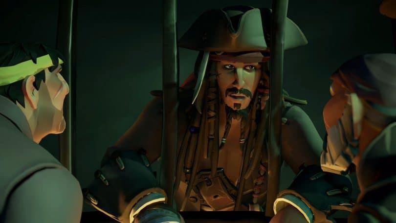 sea of thieves crossover pirati dei caraibi