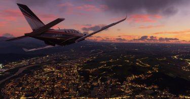 Microsoft Flight Simulator World Update 6 mappa