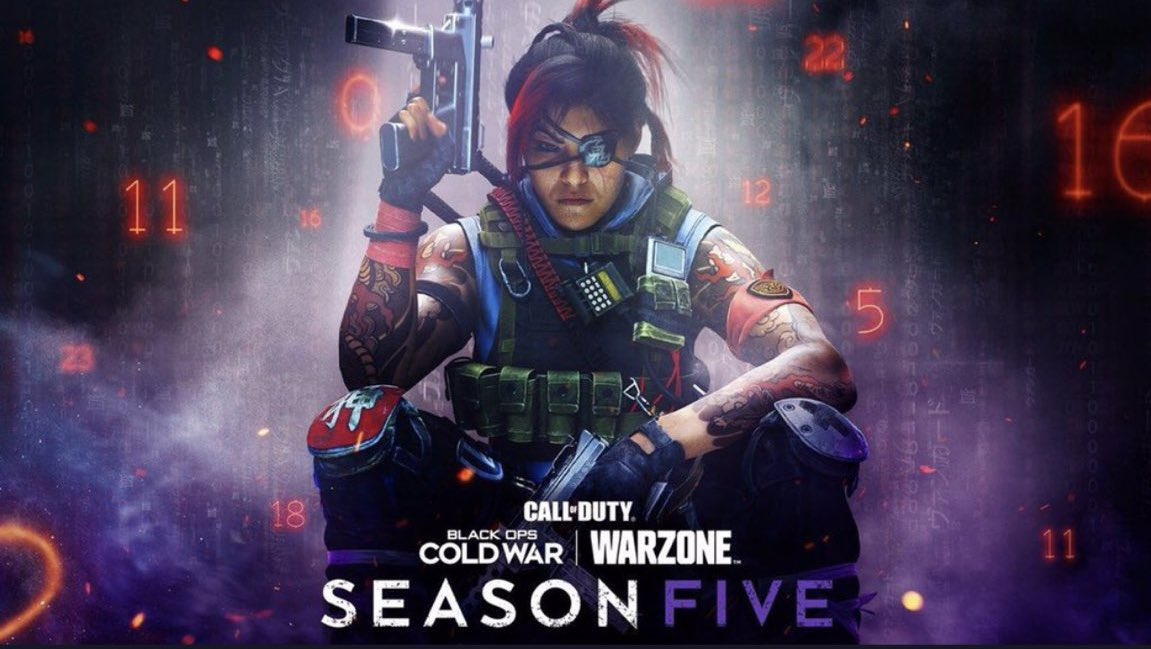 warzone stagione 5