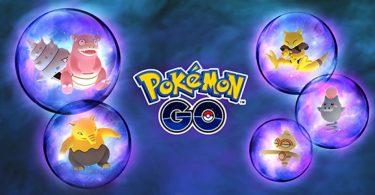 Pokémon GO Season of Mischief psico