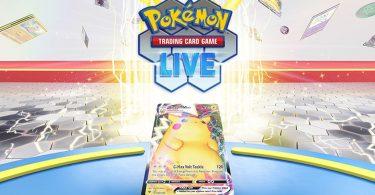 Pokémon Trading Card Game Live