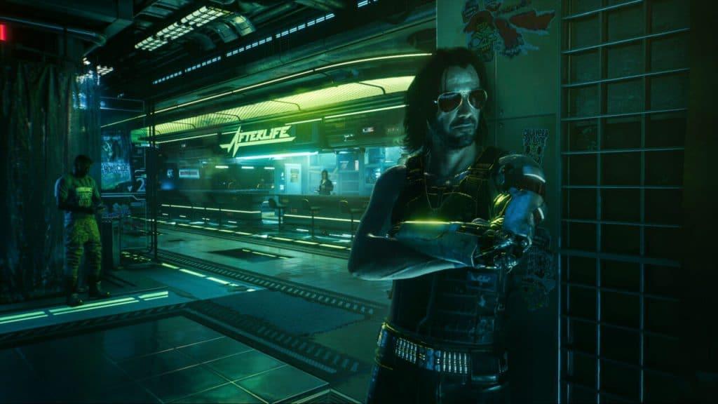 cyberpunk 2077 next-gen keanu reeves